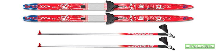Лыжи на Садоводе